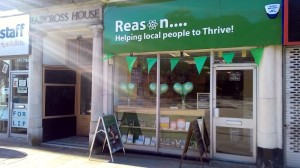 Helping local people to Thrive
